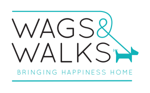 wags and walk logo